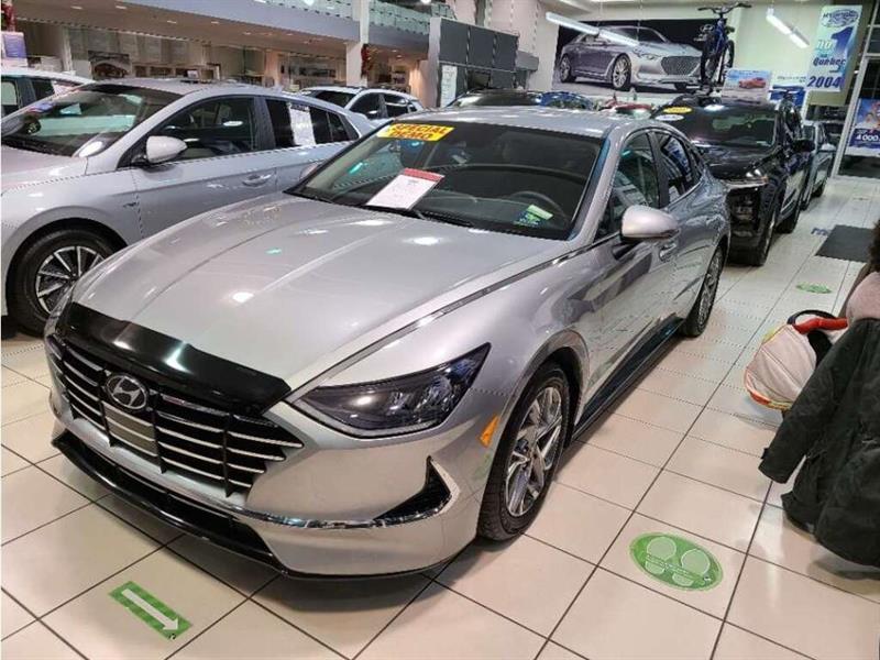 Hyundai Sonata GL EX DEMO - COMME NEUF - 1243 2020