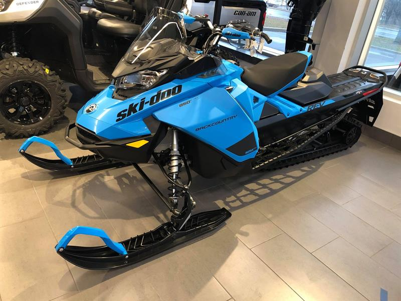 Ski-Doo Backcountry 2020