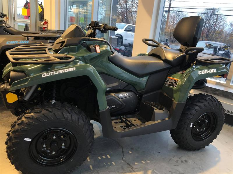 2021 Can-am Outlander Max 570