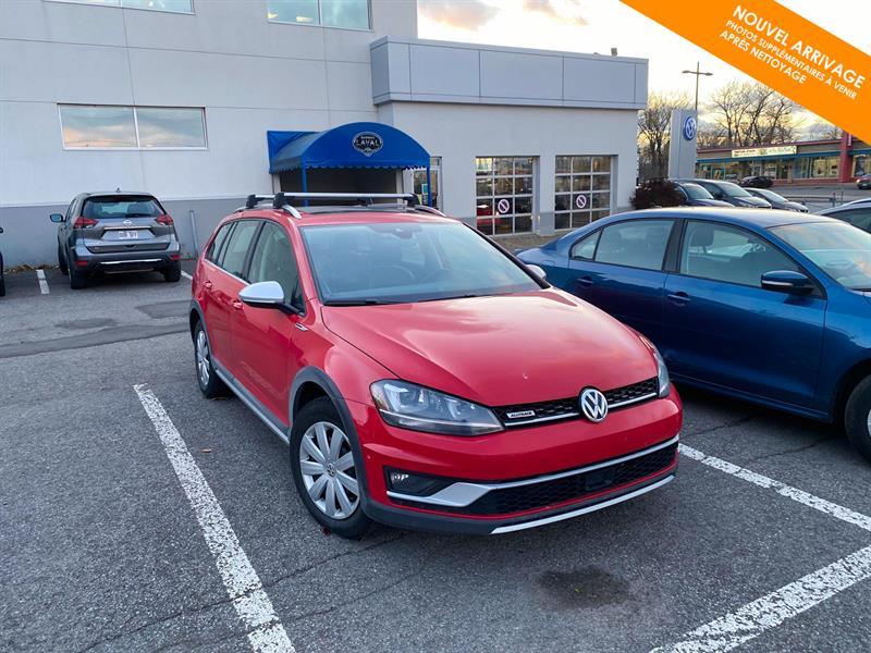 Volkswagen Golf Alltrack 2017
