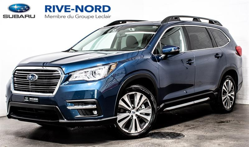 Subaru Ascent Limited 7-PASS+NAVI+CUIR+TOIT. 2020