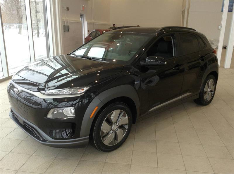 Hyundai Kona EV ultimate cuir toit nav 2021