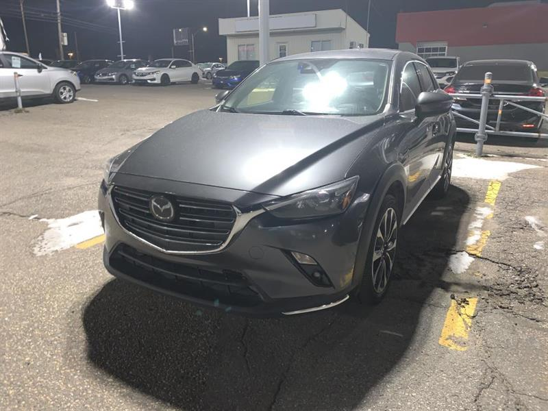 2019 Mazda  CX-3 GT TI BA