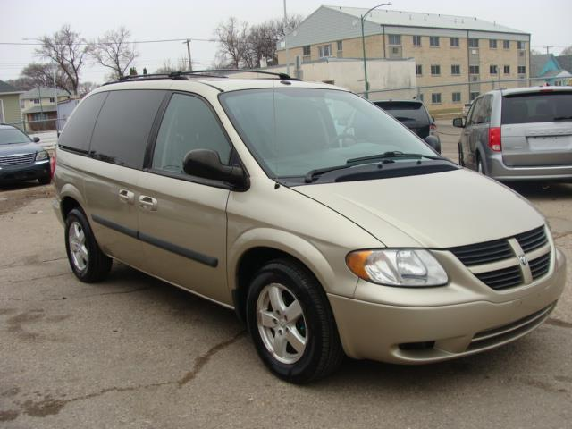 2007 Dodge Caravan 7 PASSINGER #1925