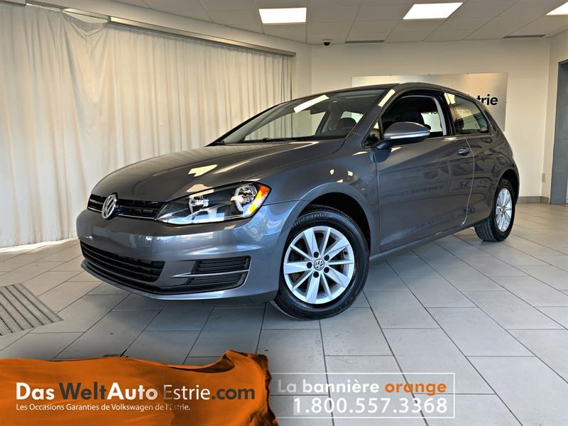 2017 Volkswagen Golf 3-Door