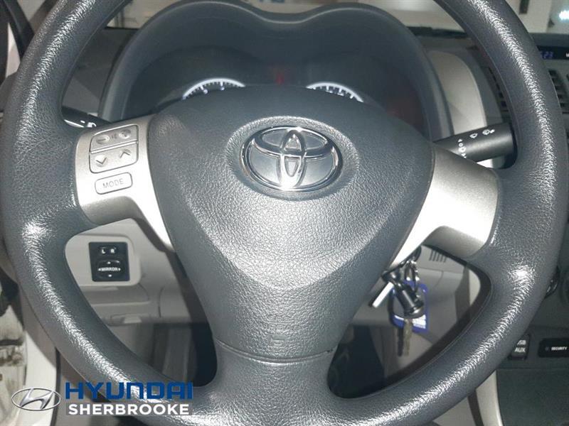 toyota Corolla 2013 - 17