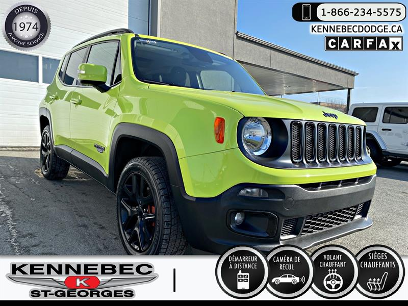 Jeep Renegade 2017 4WD 4dr Altitude #41563A