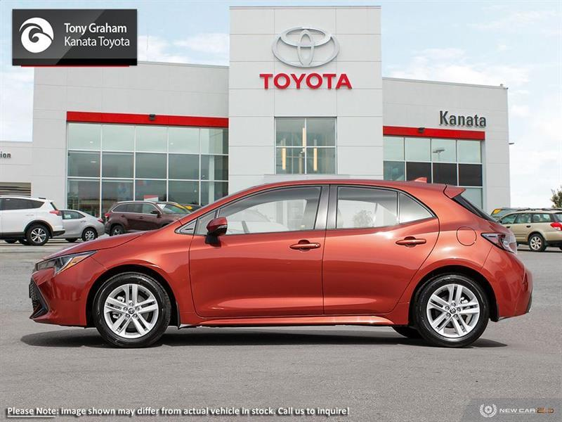 toyota Corolla Hatchback 2020 - 3