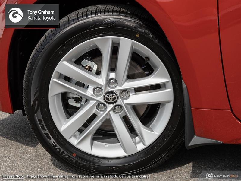 toyota Corolla Hatchback 2020 - 8