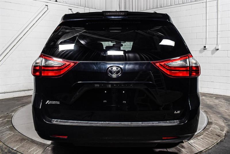 Toyota Sienna 6