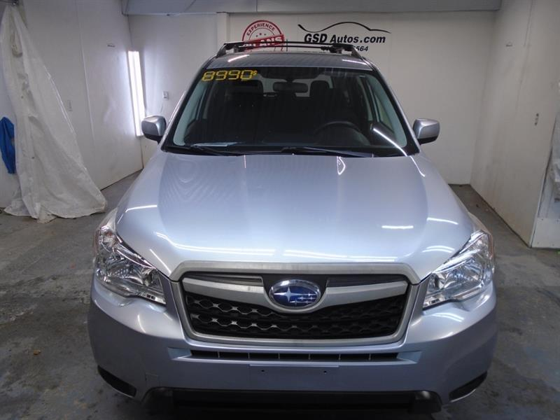 2014 Subaru Forester