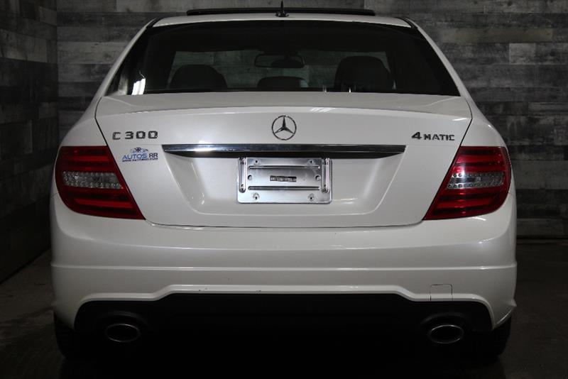 Mercedes-Benz C-Class 11