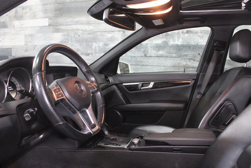 Mercedes-Benz C-Class 13