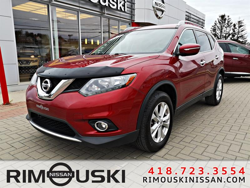 Nissan Rogue AWD 4dr SV **TOIT OUVRANT PANO 2015