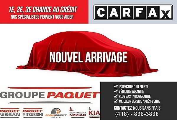 2014 Dodge  Caravan Familiale 4 portes SE