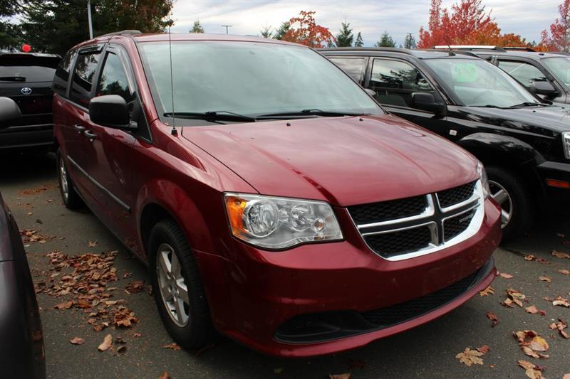 2011 Dodge Grand Caravan SE - 7 Passenger. Accident-Free. #12997A (KEY 67)