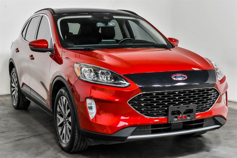 Ford Escape TITANIUM HYBRID AWD CUIR TOIT  2020