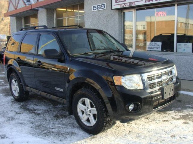2008 Ford Escape Hybrid AWD