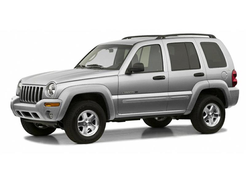 2002 Jeep Liberty Limited Edition #p753
