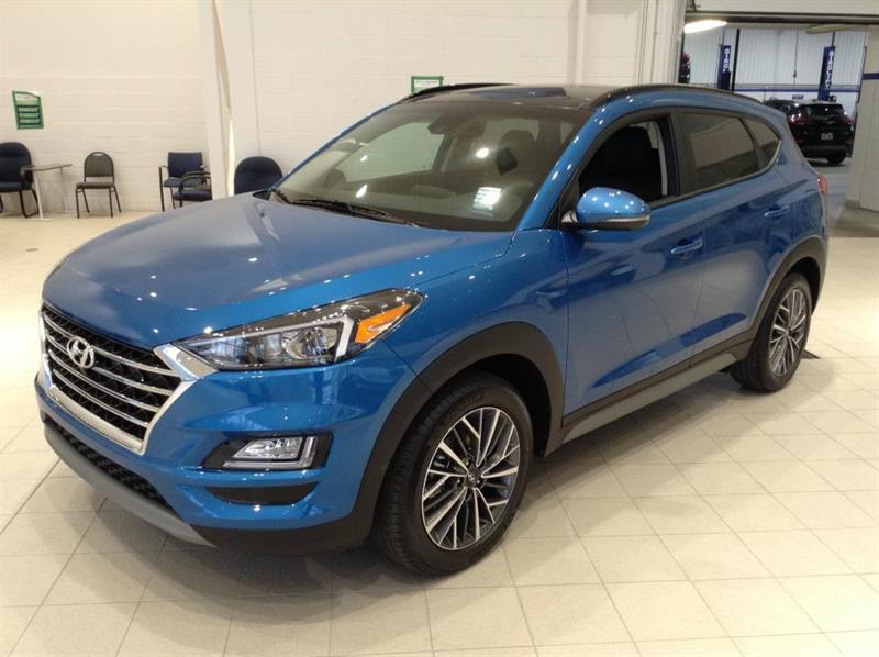 Hyundai Tucson AWD LUXE Cuir Toit Nav 2021