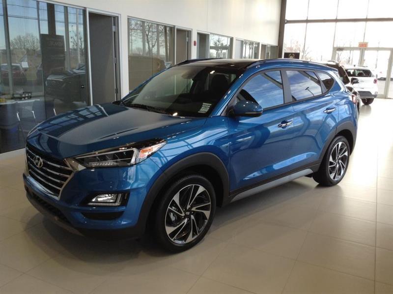 Hyundai Tucson AWD ULTIMATE cuir toit + ens s 2021