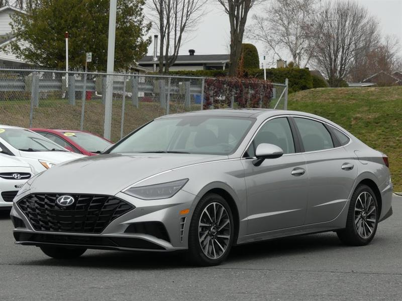 Hyundai Sonata 1.6T ULTIMATE DEMONSTRATEUR! 2020
