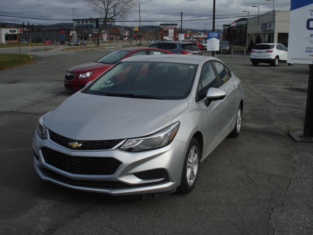 Chevrolet Cruze 1