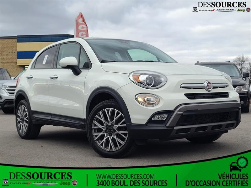Fiat 500X Trekking ALL WHEEL DRIVE TRÉS  2016