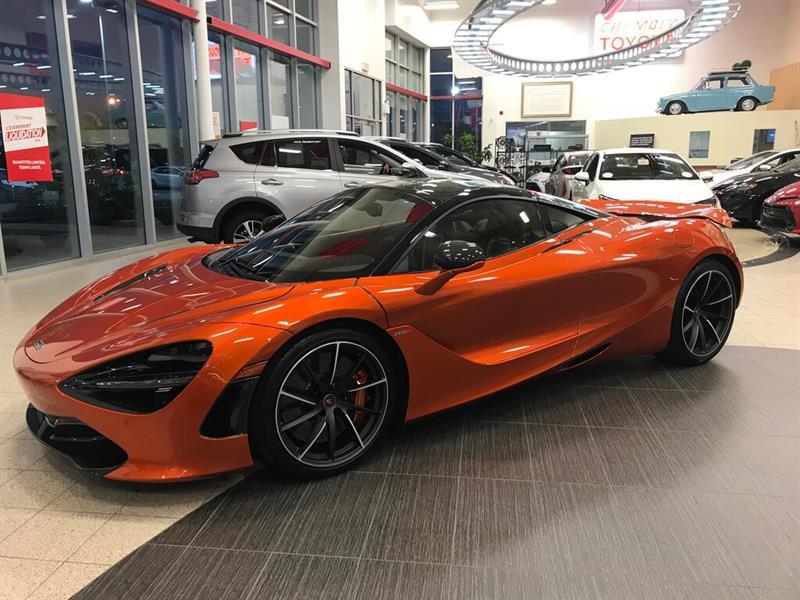 McLaren 720S Performance C 2018