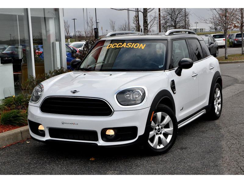 Mini Cooper Countryman Cooper ALL4 2019 MINI COUNTRYM 2019
