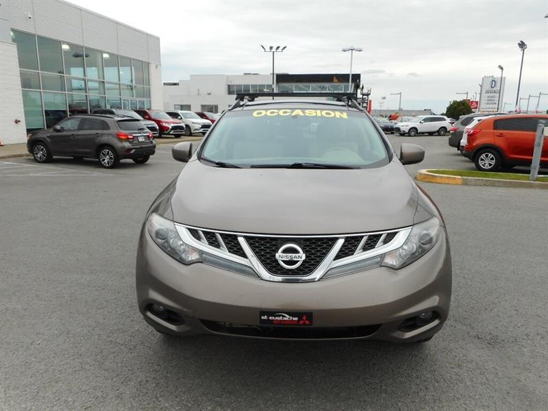Nissan Murano 7