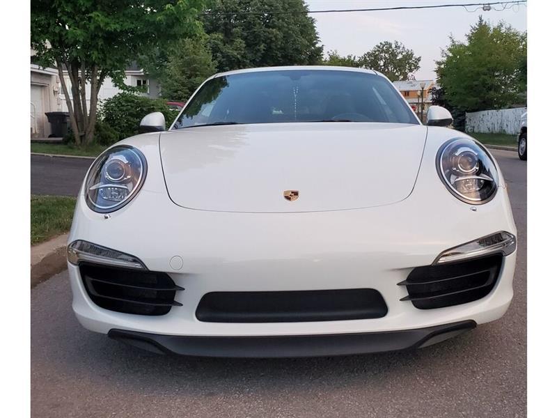 Porsche 911 CARRERA 4S, 991, SPORT CHRONO  2015