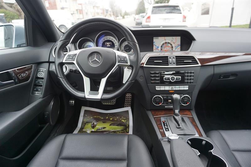 Mercedes-Benz C-Class 15
