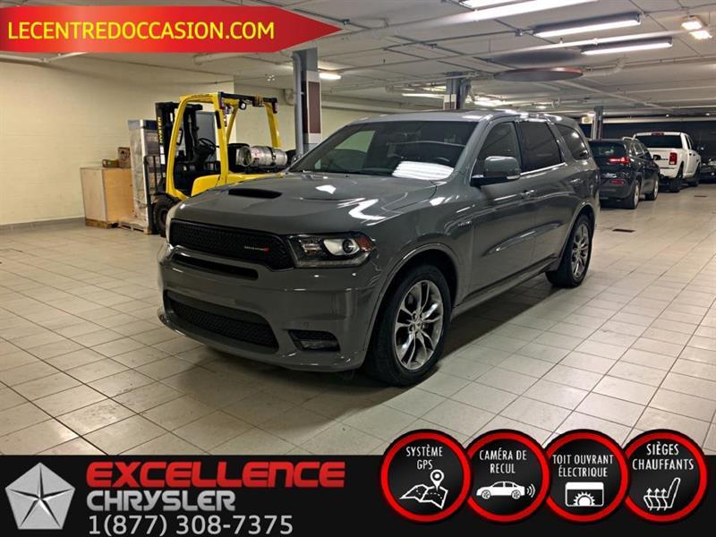 Dodge Durango R/T 4X4 *CUIR/TOIT/NAV/CAMERA* 2020