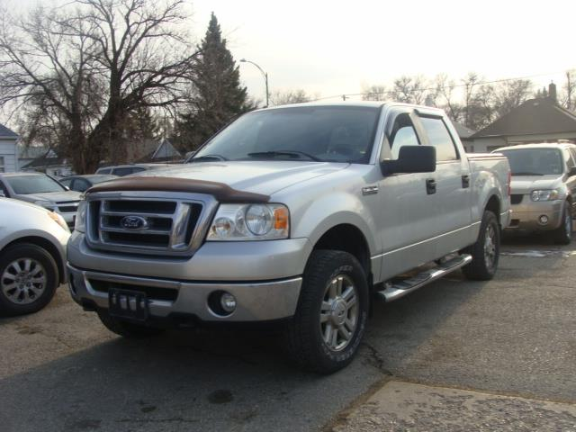 2008 Ford F-150 4WD SuperCrew 150'' WB XLT