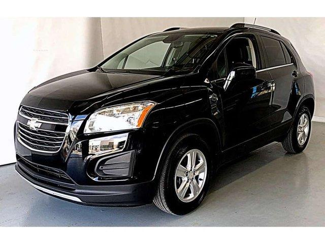 2016 Chevrolet Trax LT #16CT30924