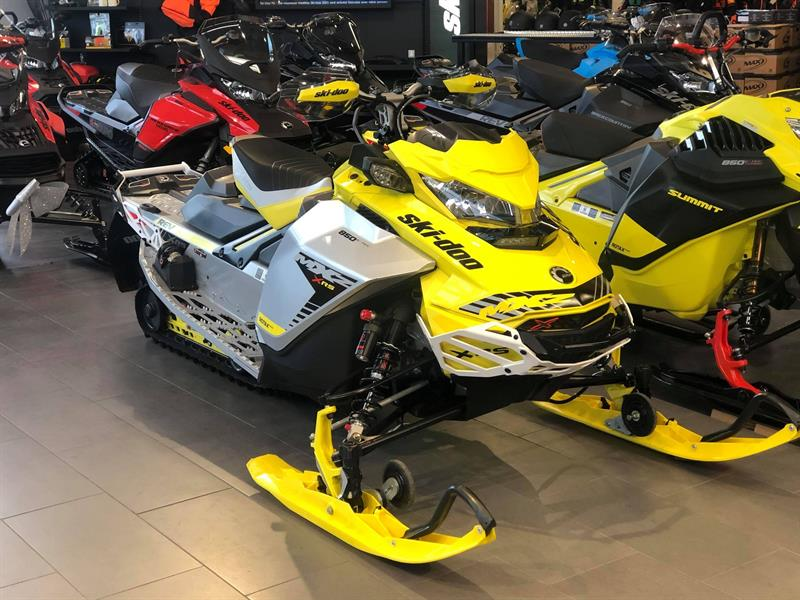 2019 Ski-Doo MXZ X-RS 850r E-tec