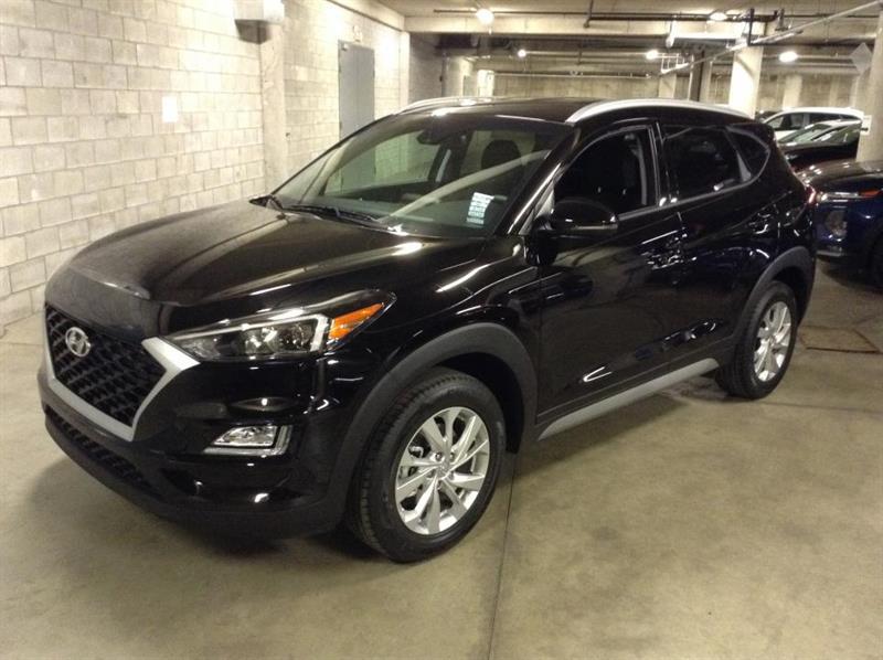 Hyundai Tucson AWD PREFFERED 2021