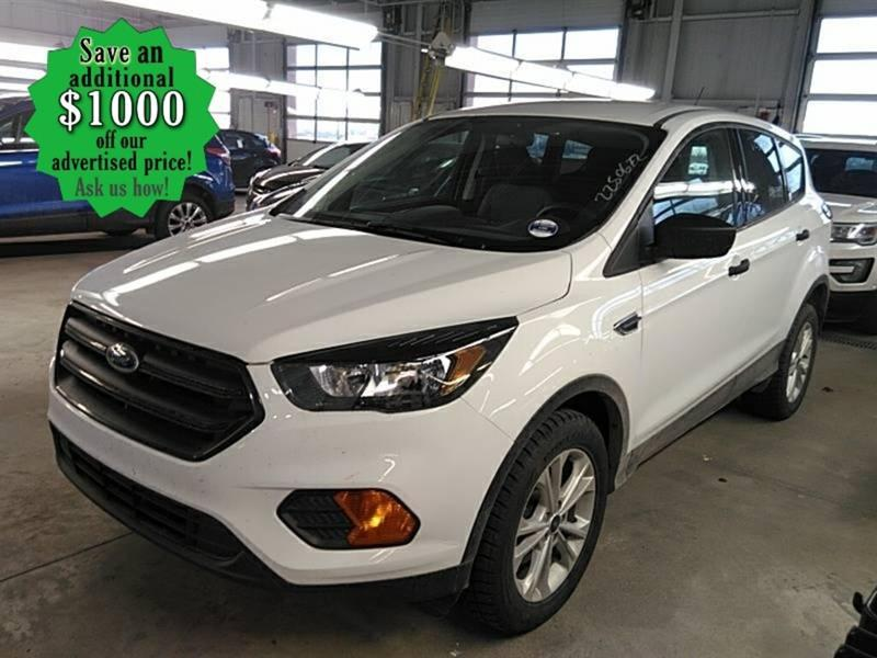 2019 Ford Escape S* B.cam/B.tooth #24694