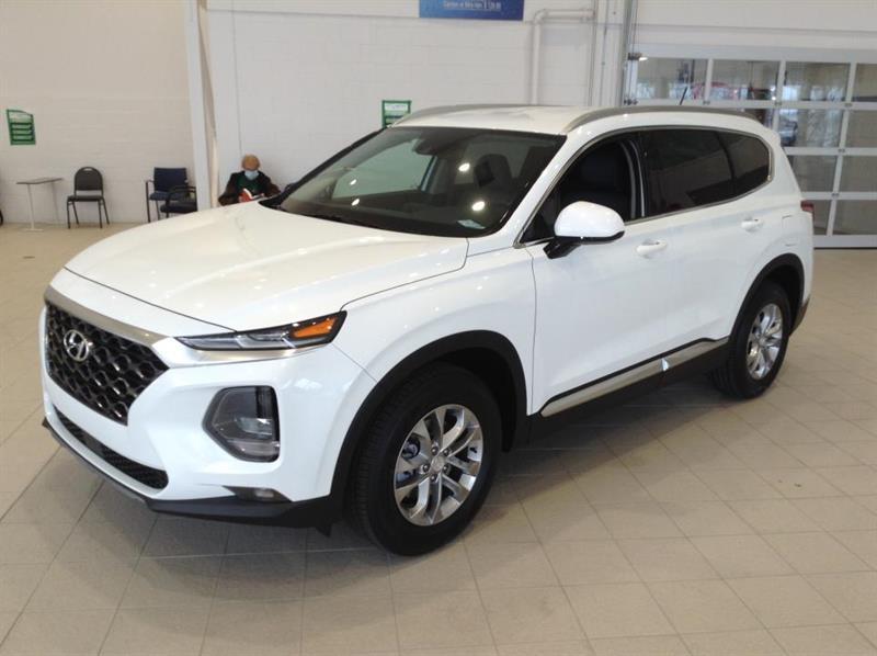 Hyundai Santa Fe ESSENTIEL + ensemble SECURITÉ 2020