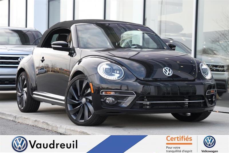 Volkswagen Beetle Convertible 1