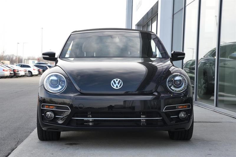 Volkswagen Beetle Convertible 6
