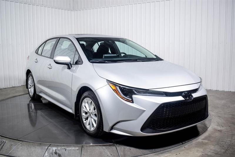 Toyota Corolla LE A/C MAGS TOIT CAMERA DE REC 2020