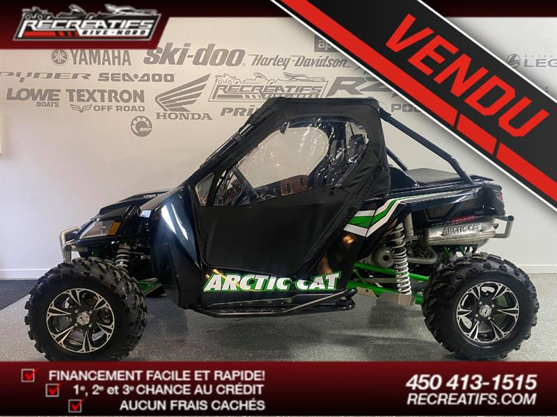 Arctic Cat Wildcat 1000 2012