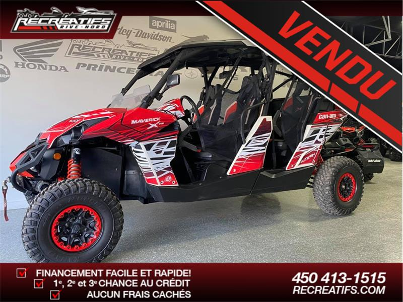 Can-am Maverick 1000R 2014