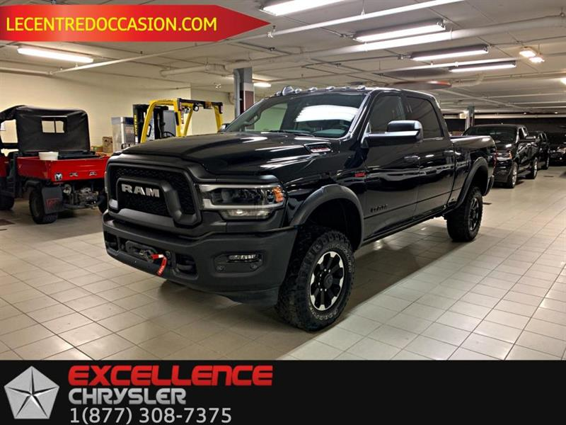 RAM c/k 2500 POWERWAGON CREW 4X4 *CAMERA RE 2020