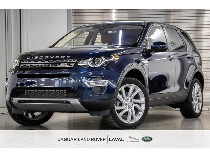 Land Rover Discovery Sport HSE LUXURY AWD *BIEN ÉQUIPÉ!* 2017