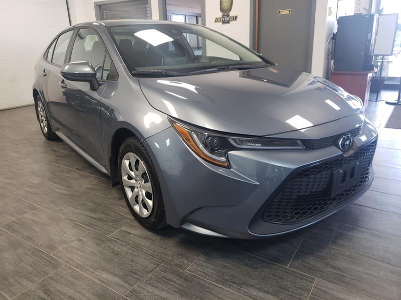 Toyota Corolla 2020 LE #LP013512