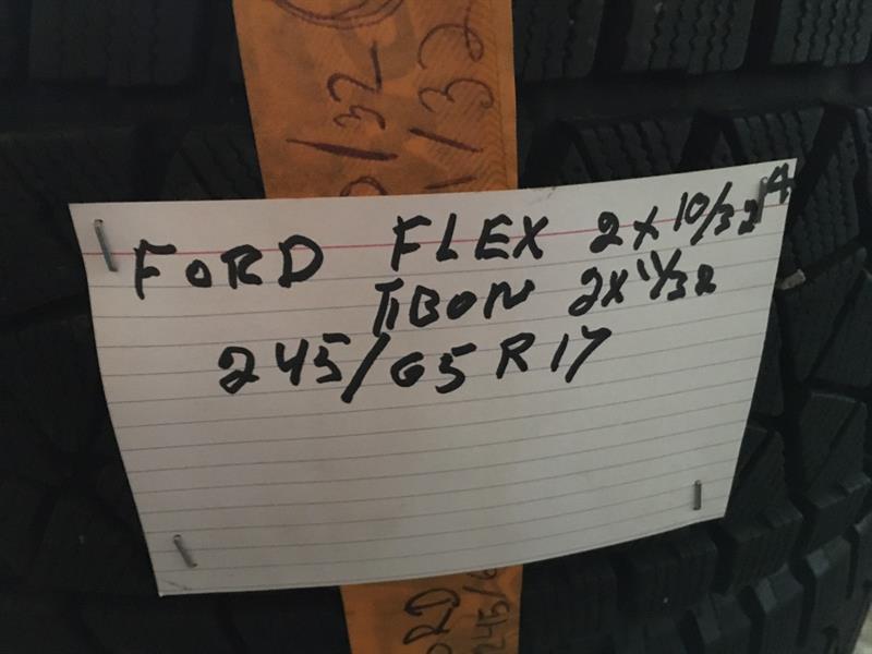 Ford Flex 7