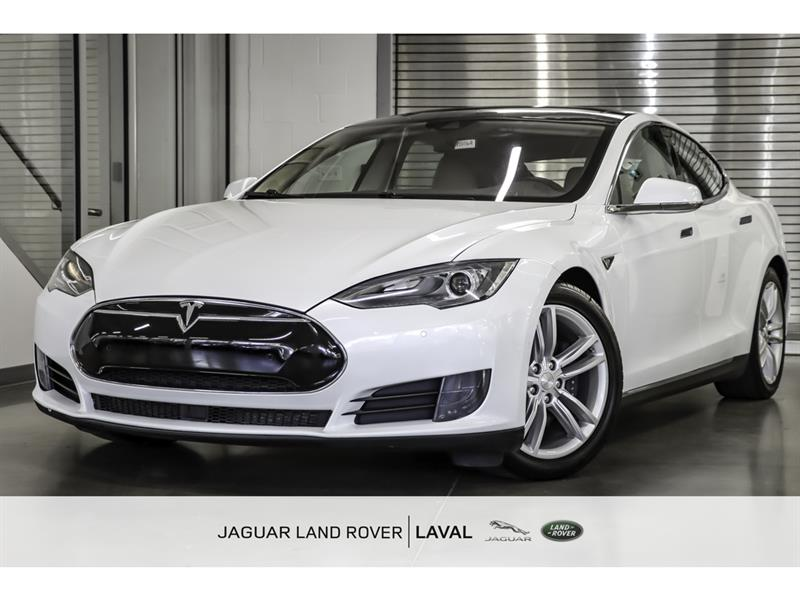 Tesla Model S *BIEN ÉQUIPÉ, 100% ÉLECTRIQUE! 2015